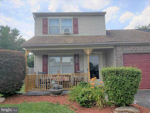 3146 Sunshine Drive 87A, DOVER, PA 17315 (#PAYK2000168) :: The Heather Neidlinger Team With Berkshire Hathaway HomeServices Homesale Realty