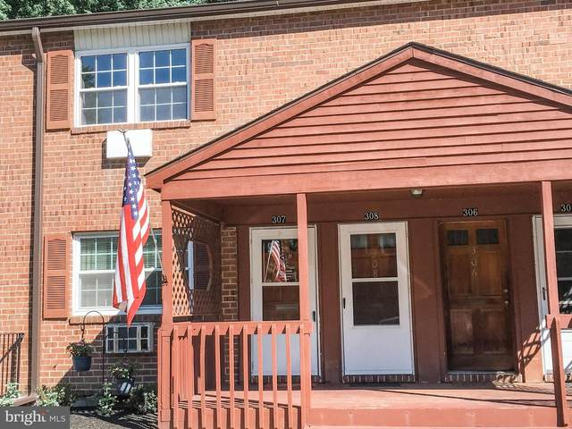 308 Garnet Drive 1BR, BURLINGTON, NJ 08016 (MLS #NJBL2000194) :: Kiliszek Real Estate Experts