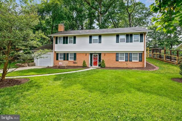 6909 Breezewood Terrace, ROCKVILLE, MD 20852 (#MDMC2000518) :: Potomac Prestige