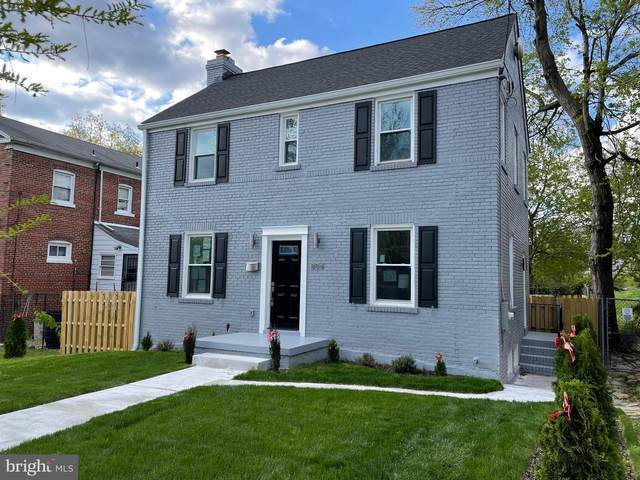 804 Quackenbos Street NW, WASHINGTON, DC 20011 (MLS #DCDC2000490) :: PORTERPLUS REALTY