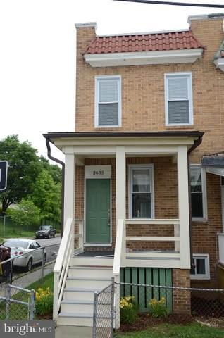 3635 Keystone Avenue, BALTIMORE, MD 21211 (#MDBA2000476) :: Sunrise Home Sales Team of Mackintosh Inc Realtors