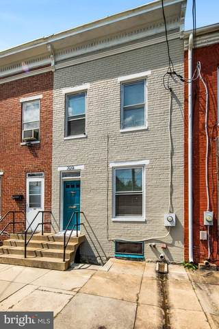 209 E 4TH Street, FREDERICK, MD 21701 (#MDFR2000140) :: Sunrise Home Sales Team of Mackintosh Inc Realtors