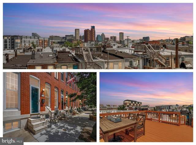 128 W Clement Street, BALTIMORE, MD 21230 (#MDBA2000480) :: ExecuHome Realty