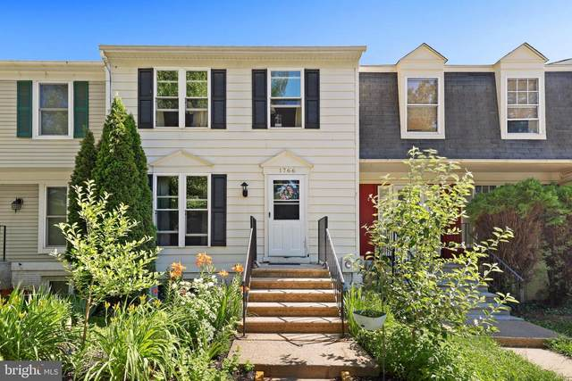 1766 Jacob Brunner Drive, FREDERICK, MD 21702 (#MDFR2000142) :: Berkshire Hathaway HomeServices McNelis Group Properties