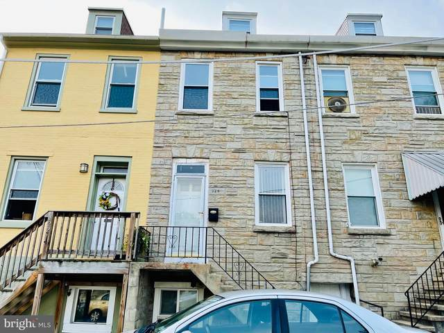 120 Yarnell Street, READING, PA 19611 (#PABK2000081) :: Tom Toole Sales Group at RE/MAX Main Line