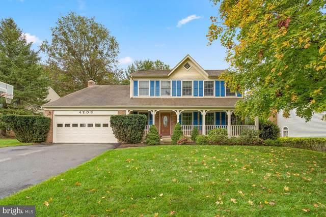 4208 Thorncroft Terrace, OLNEY, MD 20832 (#MDMC2000245) :: Dart Homes