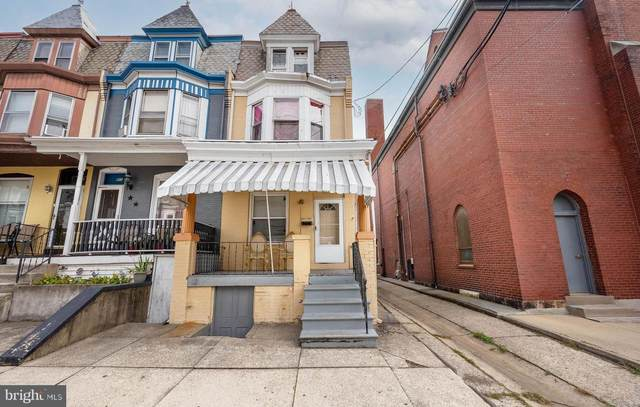 609 Ritter Street, READING, PA 19601 (#PABK2000087) :: Tom Toole Sales Group at RE/MAX Main Line
