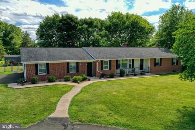 222 Meadow Drive, EDINBURG, VA 22824 (#VASH2000016) :: Berkshire Hathaway HomeServices McNelis Group Properties