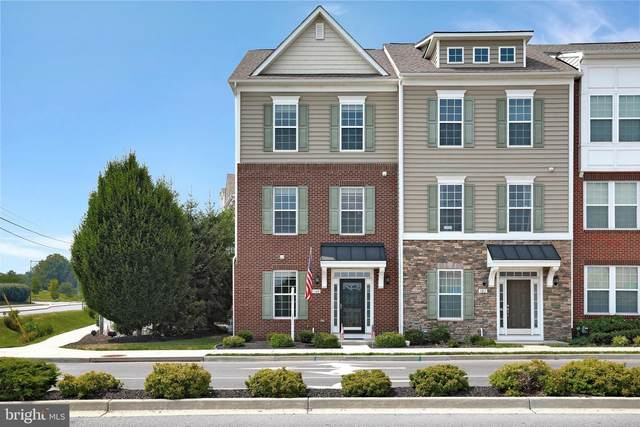 100 Mill Pond Road, FREDERICK, MD 21701 (#MDFR2000150) :: The Miller Team