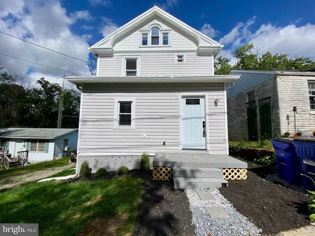 21 W G Street, BRUNSWICK, MD 21716 (#MDFR2000081) :: ExecuHome Realty