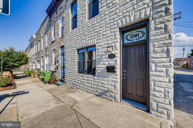 3701 Gough Street, BALTIMORE, MD 21224 (#MDBA2000496) :: Sunrise Home Sales Team of Mackintosh Inc Realtors