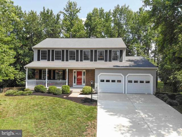 11907 Webb Court, BOWIE, MD 20720 (#MDPG2000282) :: Century 21 Dale Realty Co
