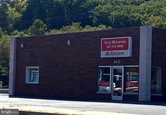 850 N Mechanic Street, CUMBERLAND, MD 21502 (#MDAL2000032) :: Berkshire Hathaway HomeServices McNelis Group Properties