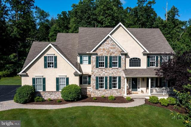 104 Steeplewood Drive, EXTON, PA 19341 (#PACT2000204) :: The Matt Lenza Real Estate Team