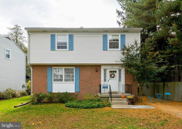 535 Dunkirk Road, BALTIMORE, MD 21212 (#MDBC2000157) :: Berkshire Hathaway HomeServices PenFed Realty