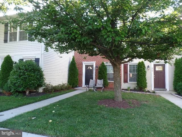 568 Lancaster Place #568, FREDERICK, MD 21703 (#MDFR2000162) :: Bic DeCaro & Associates