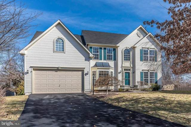 5187 Boscombe Court, FREDERICK, MD 21703 (#MDFR2000093) :: Betsher and Associates Realtors