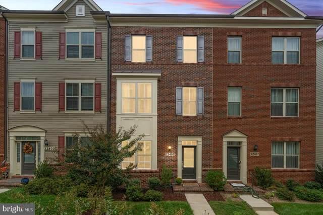 22405 Egret Alley, CLARKSBURG, MD 20871 (#MDMC2000293) :: Revol Real Estate