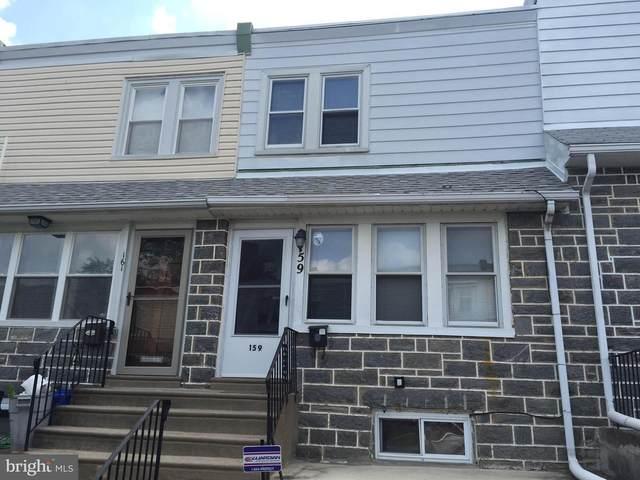 159 N Carol Boulevard, UPPER DARBY, PA 19082 (MLS #PADE2000200) :: Kiliszek Real Estate Experts