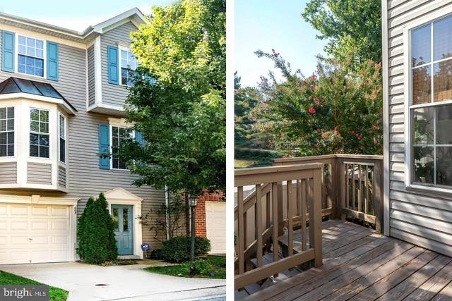 603 Baystone Court, ANNAPOLIS, MD 21409 (#MDAA2000310) :: The Sky Group