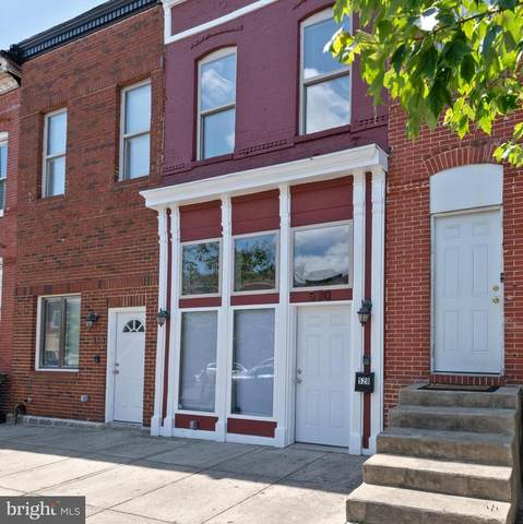 520 N Chester Street, BALTIMORE, MD 21205 (#MDBA2000518) :: Century 21 Dale Realty Co