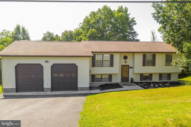 10110 Hillcrest Drive, CUMBERLAND, MD 21502 (#MDAL2000038) :: LoCoMusings