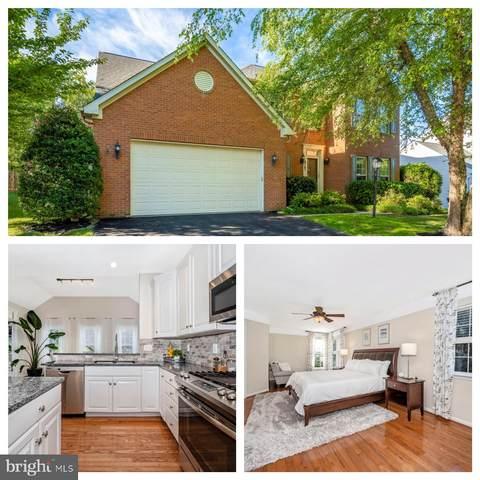 6367 Claridge Drive N, FREDERICK, MD 21701 (#MDFR2000168) :: Colgan Real Estate