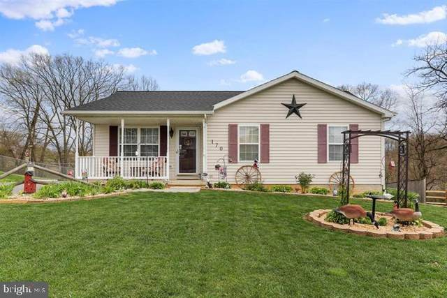 170 Pacific Blvd, HEDGESVILLE, WV 25427 (#WVBE2000096) :: Dart Homes