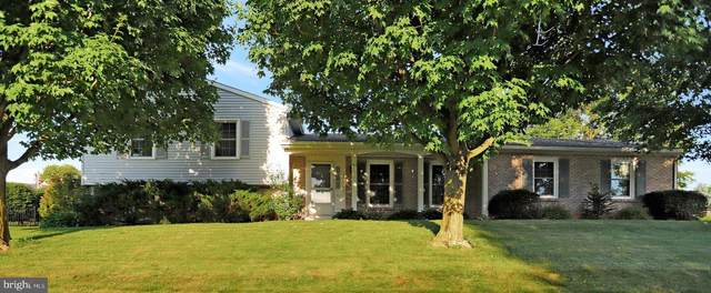 41 Carriage Hill Drive, HAGERSTOWN, MD 21742 (#MDWA2000070) :: The Sky Group