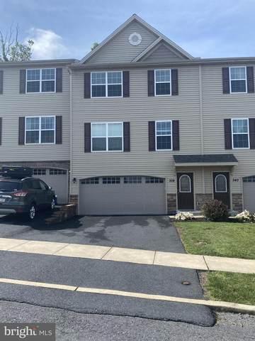 338 Weatherstone Drive #56, NEW CUMBERLAND, PA 17070 (#PAYK2000196) :: The Joy Daniels Real Estate Group