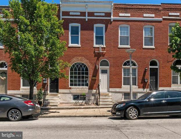 245 S East Avenue, BALTIMORE, MD 21224 (#MDBA2000526) :: SURE Sales Group
