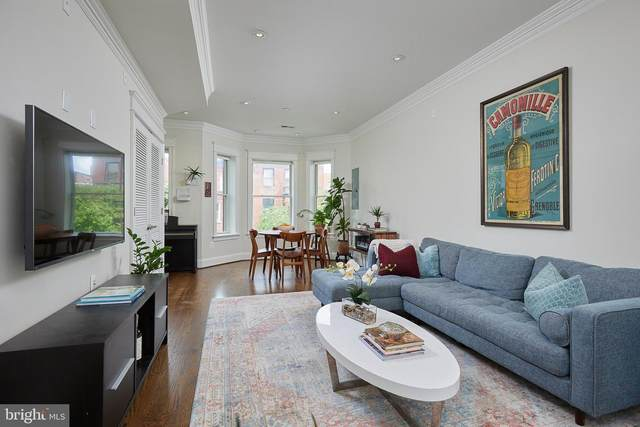 1460 Harvard Street NW #3, WASHINGTON, DC 20009 (#DCDC2000564) :: Bowers Realty Group
