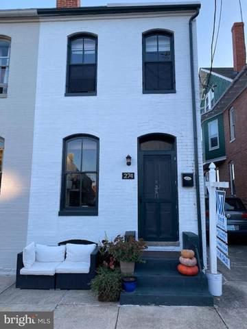 274 W 5TH Street, FREDERICK, MD 21701 (#MDFR2000105) :: Potomac Prestige