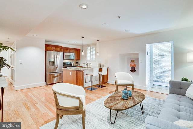 1823 Newton Street NW #105, WASHINGTON, DC 20010 (#DCDC2000568) :: Sunrise Home Sales Team of Mackintosh Inc Realtors