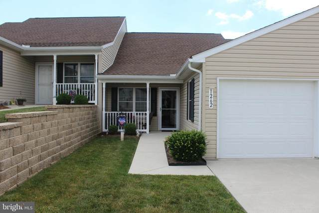 1262 Village Drive #143, SPRING GROVE, PA 17362 (#PAYK2000204) :: The Joy Daniels Real Estate Group