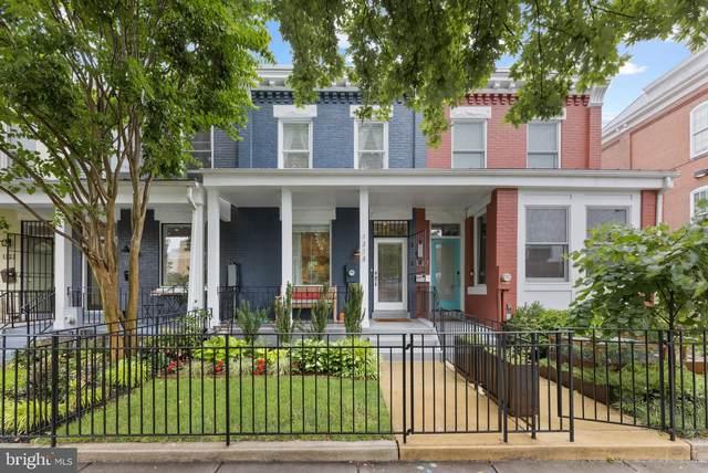 1319 V Street NW, WASHINGTON, DC 20009 (#DCDC2000578) :: SURE Sales Group