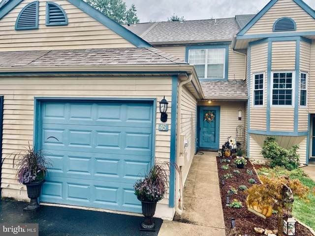 45 Goldenrod Court, HAMILTON, NJ 08690 (#NJME2000121) :: Linda Dale Real Estate Experts