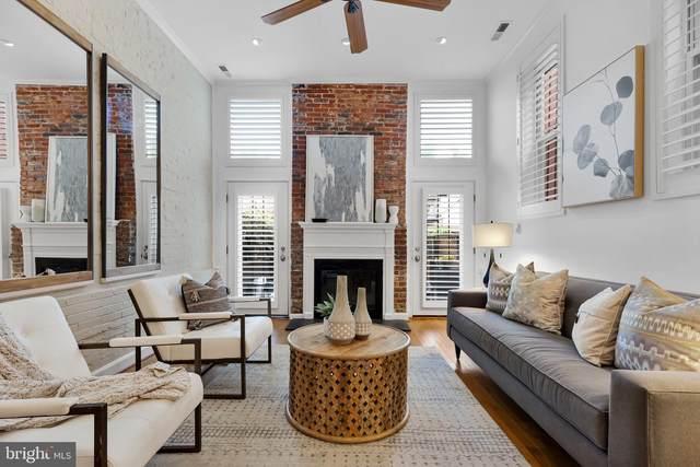 1433 S Street NW #2, WASHINGTON, DC 20020 (#DCDC2000361) :: Crossman & Co. Real Estate