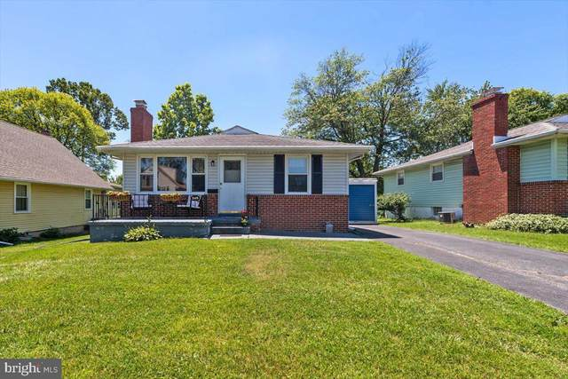 549 Shipley Road, LINTHICUM HEIGHTS, MD 21090 (#MDAA2000338) :: The Schiff Home Team