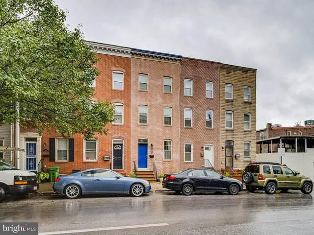 10 S Washington Street, BALTIMORE, MD 21231 (#MDBA2000548) :: The Licata Group / EXP Realty
