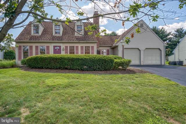 314 Greenbriar Drive, LANCASTER, PA 17601 (#PALA2000244) :: CENTURY 21 Home Advisors