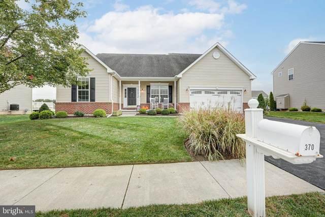 370 Christiana River Drive, CLAYTON, DE 19938 (#DEKT2000069) :: Your Home Realty
