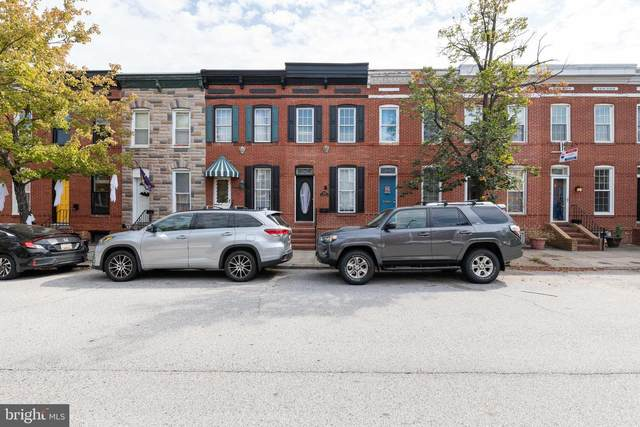 1439 Andre Street, BALTIMORE, MD 21230 (#MDBA2000293) :: New Home Team of Maryland