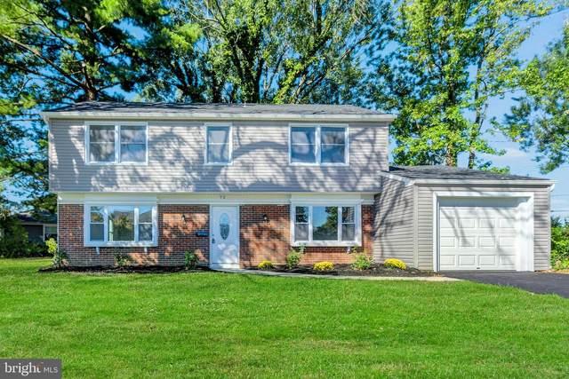 73 Manor Lane, WILLINGBORO, NJ 08046 (#NJBL2000127) :: Tom Toole Sales Group at RE/MAX Main Line