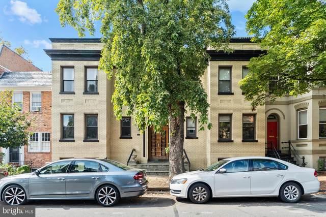 1318 35TH Street NW #8, WASHINGTON, DC 20007 (#DCDC2000373) :: Crossman & Co. Real Estate
