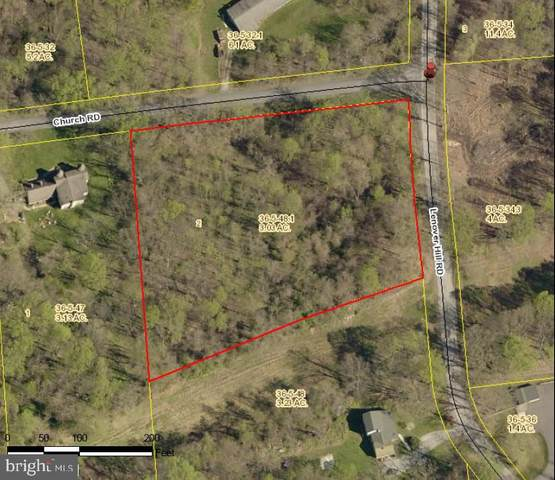 Lot #1 Church Road, PARKESBURG, PA 19365 (#PACT2000240) :: The Mike Coleman Team