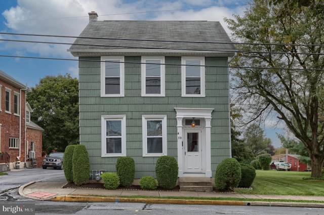 338 W Main Avenue, MYERSTOWN, PA 17067 (#PALN2000035) :: New Home Team of Maryland