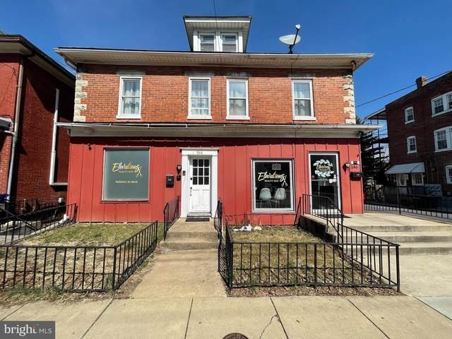 144 Fairground Avenue, HAGERSTOWN, MD 21740 (#MDWA2000074) :: Dart Homes