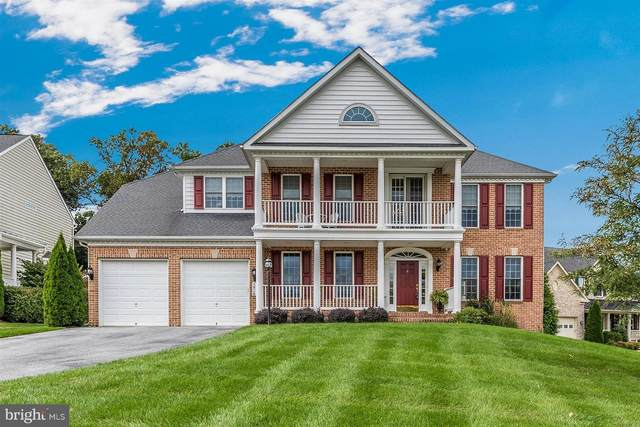 1516 Terra Oaks Court, MOUNT AIRY, MD 21771 (#MDCR2000071) :: Revol Real Estate