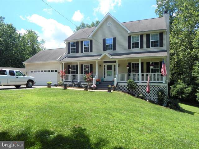 3551 Fortuna Court, HUNTINGTOWN, MD 20639 (#MDCA2000076) :: The Licata Group / EXP Realty